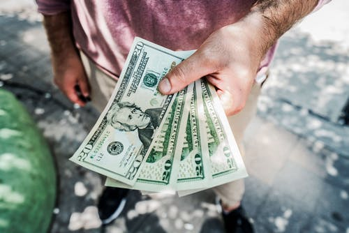 Geldhanden
